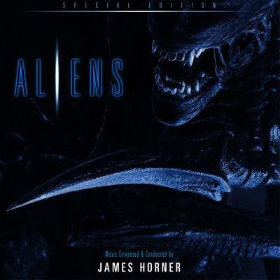 دانلود موسیقی متن فیلم Aliens – توسط James Horner