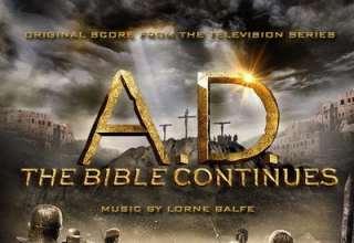 دانلود موسیقی متن سریال A.D. The Bible Continues