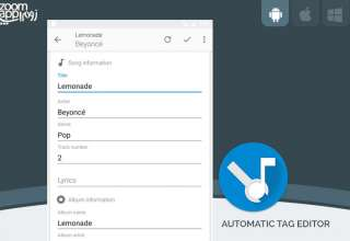 Automatic Tag Editor