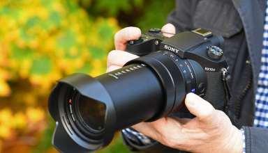 Cyber-shot RX10 IV سونی