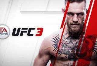 EA Sports UFC 3 Wallpaper