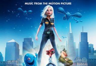 دانلود موسیقی متن انیمیشن Monsters vs. Aliens