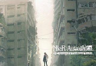 دانلود موسیقی متن بازی NieR: Automata