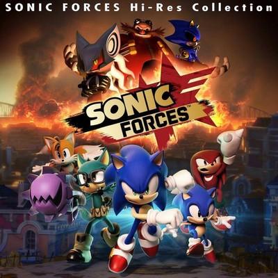 دانلود موسیقی متن بازی Sonic Forces Hi-Res Collection