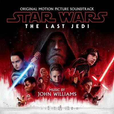 Star Wars The Last Jedi Expanded Soundtrack By John Williams
