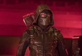 Arrow Season 6 Series Wallpaper