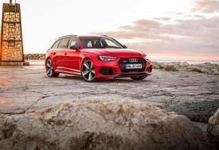 Audi RS 4 Avant 2017 Wallpaper