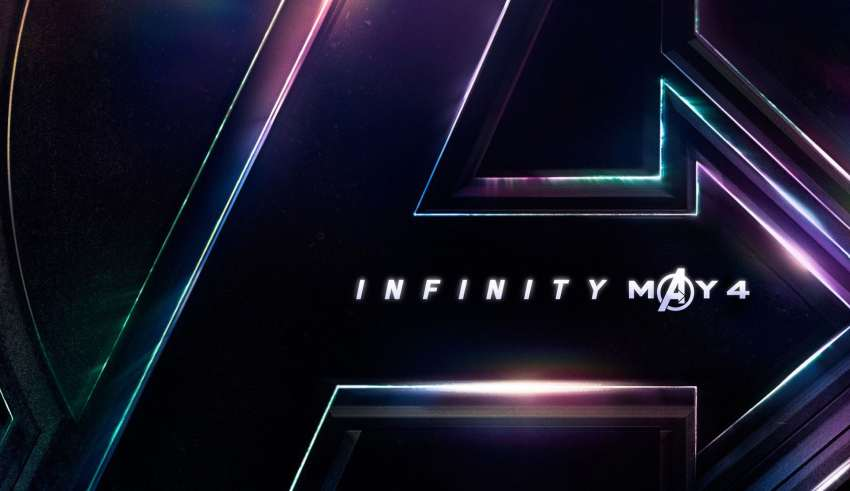 Avengers: Infinity War Poster Wallpaper