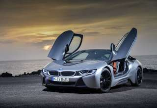 BMW I8 Coupe 2018 4k Wallpaper