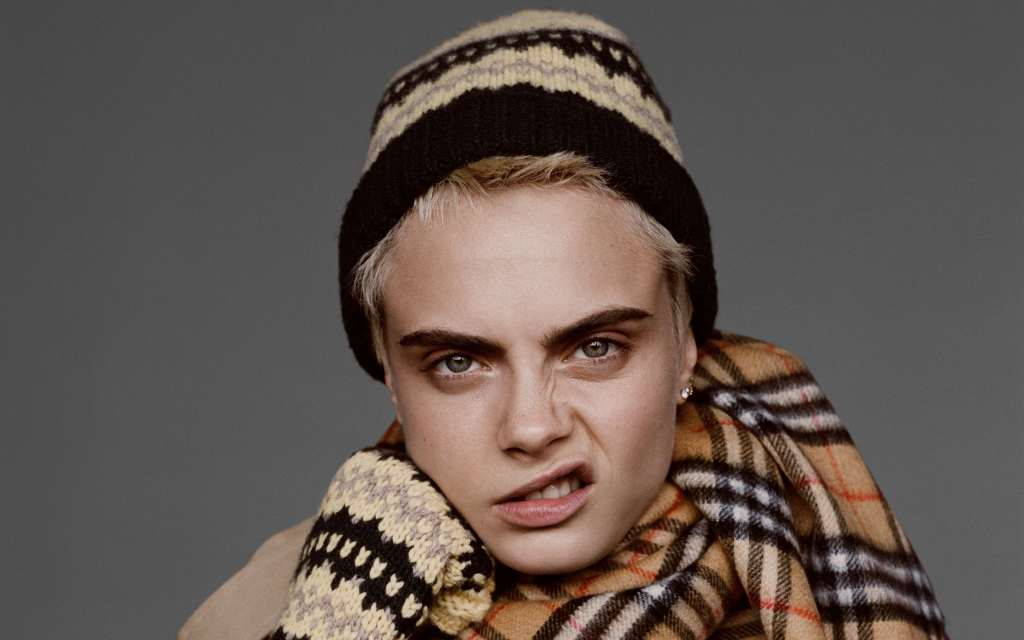 Cara Delevingne Latest Photoshoot Wallpaper