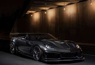 Chevrolet Corvette ZR1 2019 Edition Wallpaper