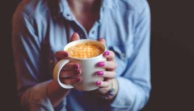 Coffee Cup Mug Nails Wallpaper