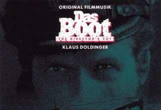 دانلود موسیقی متن فیلم Das Boot The Boat – توسط Klaus Doldinger