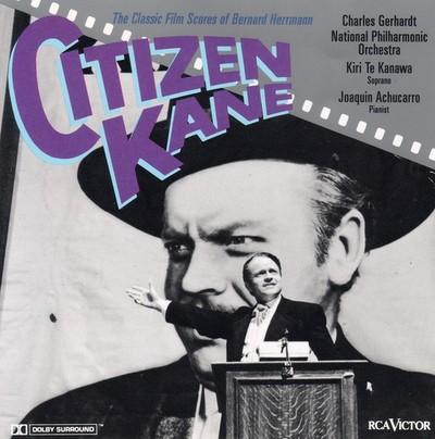 دانلود موسیقی متن فیلم Citizen Kane – توسط Bernard Herrmann