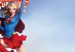 DC Comics Supergirl Wallpaper