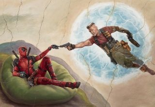Deadpool 2 2018 Movie Poster Wallpaper
