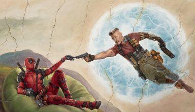 Deadpool 2 2018 Movie Poster Wallpaper