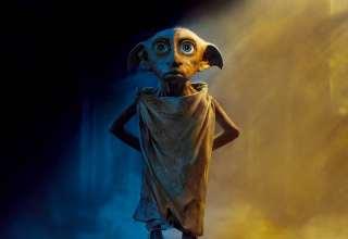 Dobby The House Elf Harry Potter Wallpaper