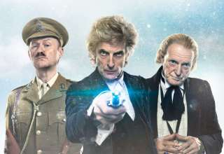 Doctor Who Christmas Special 2017 Wallpaper
