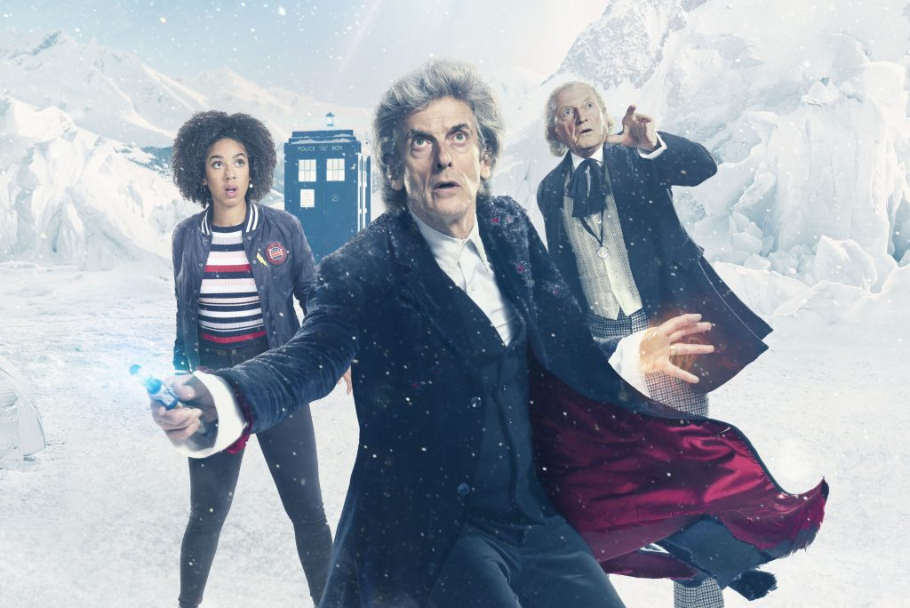 Doctor Who Season 10 Christmas Special.Doctor Who Season 10 Christmas Special 5k Wallpaper