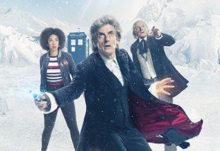 Doctor Who Season 10 Christmas Special 5k Wallpaper