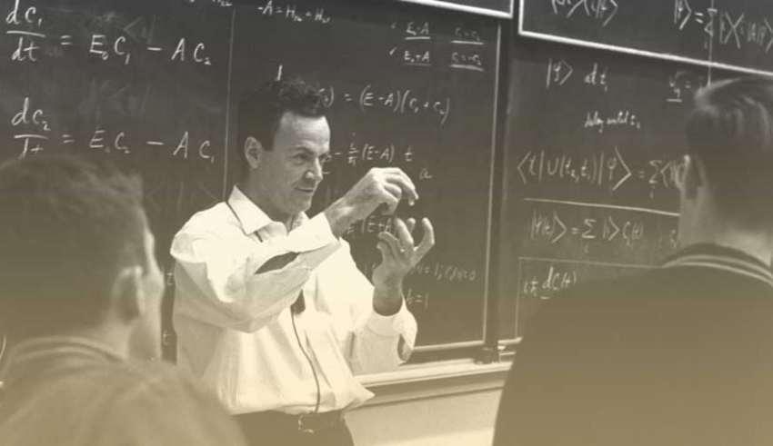 تکنیک فاینمن