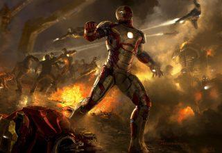 Iron Man Fanart Wallpaper