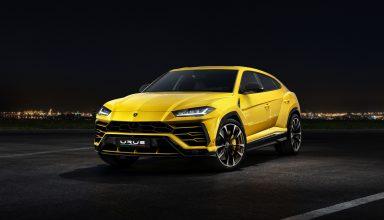 Lamborghini Urus 2018 4k Wallpaper