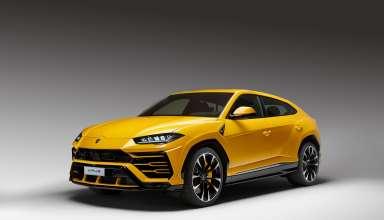 Lamborghini Urus SUV New Wallpaper