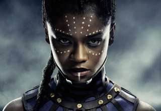 Letitia Wright Black Panther 5k Wallpaper