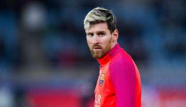 Lionel Messi FCB 5k Wallpaper
