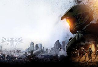 Master Chief Halo 5 8k Wallpaper