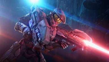 Master Chief Spartan Laser Wallpaper