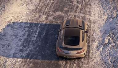 Mercedes AMG GT R Project Cars 2 Wallpaper