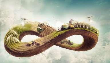 Modern Agriculture 4k Wallpaper