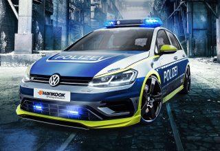 Oettinger Volkswagen Golf 400R Tune Concept 4k Wallpaper