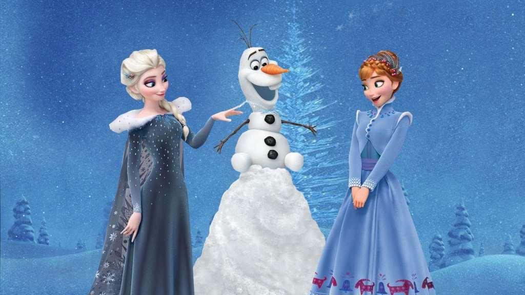 Disney frozen elsa wallpaper