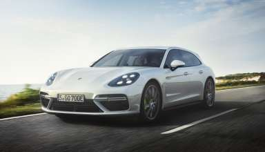 Porsche Panamera Turbo S E Hybrid Sport Turismo 2018 Wallpaper