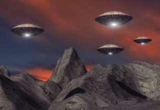 بیگانگان فضایی