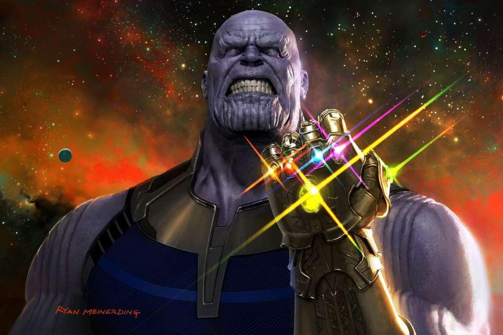 Thanos Avengers: Infinity War Wallpaper