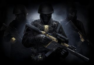 Tom Clancy's Rainbow Six Siege 10k Wallpaper