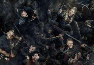Vikings Season 5 Wallpaper