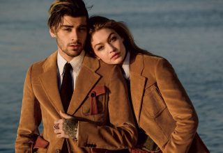 Zayn Malik and Gigi Hadid 2017 Photoshoot Wallpaper