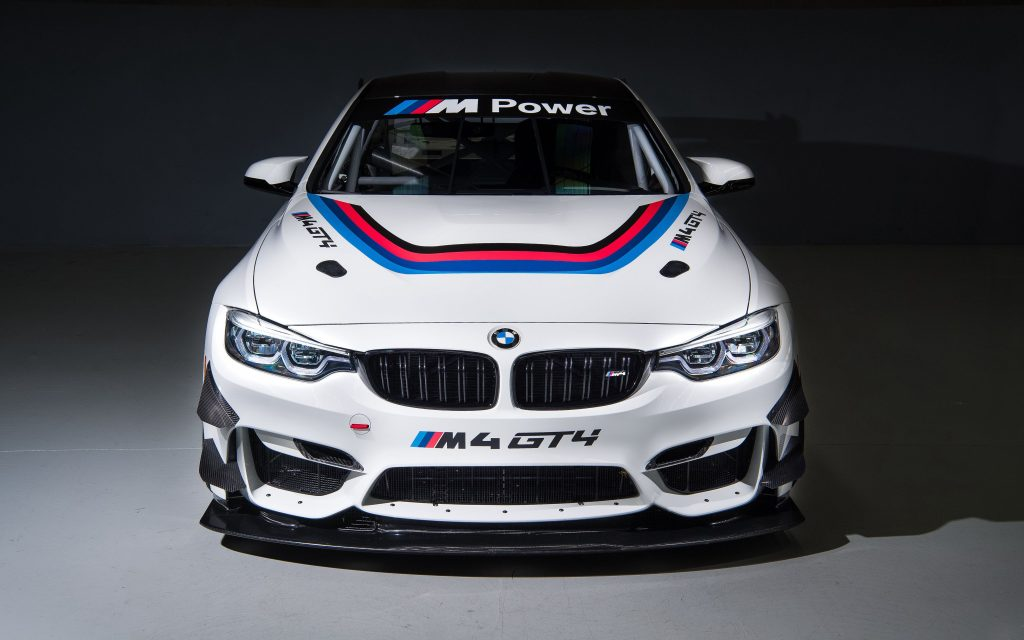 BMW M4 GT4 2018 Wallpaper