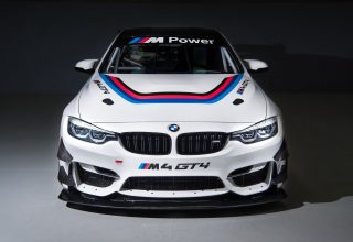 BMW M4 GT4 2018 Wallpaper