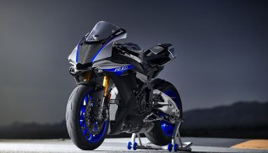Yamaha YZF R1M 2018 4k Wallpaper