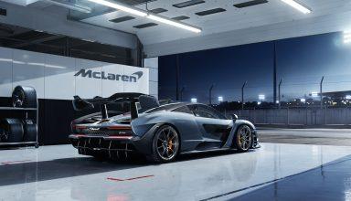 McLaren Senna Hypercar 2019 Wallpaper