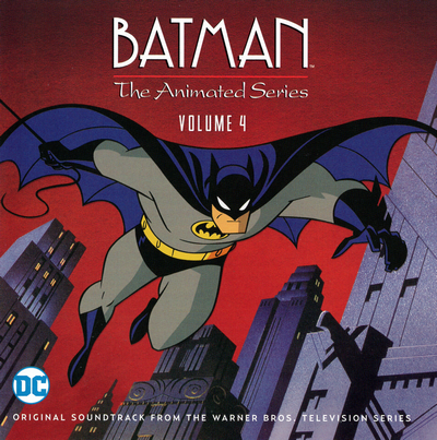 دانلود موسیقی متن سریال Batman The Animated Series Volume 4 – توسط Va