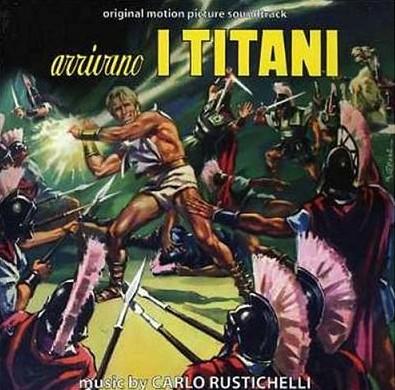 دانلود موسیقی متن فیلم Arrivano I Titani