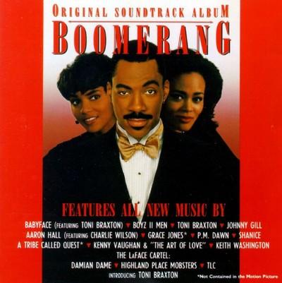 دانلود موسیقی متن فیلم Boomerang